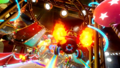 Crash Team Racing Nitro-Fueled - Neon Circus Grand