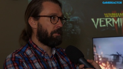 Warhammer: Vermintide 2 on Console - Robert Bäckström Interview