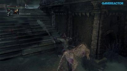Bloodborne - Alpha gameplay