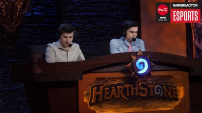 Hearthstone World Championship 2018 - Day 2 Welcome / Day 1 Recap