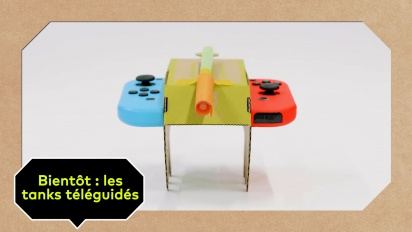 Nintendo Labo - Atelier Toy-Con - Ep 1