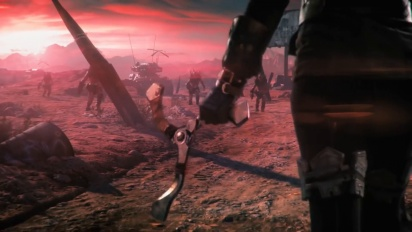 Rage 2 - Announce Trailer
