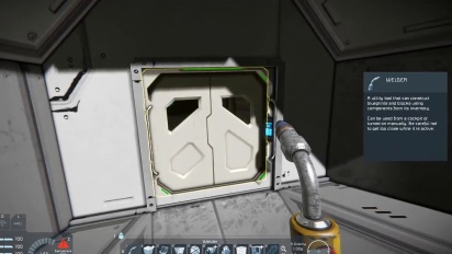 Space Engineers - Update 1.188: Airtightness & In-Game Help
