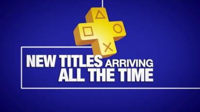 Playstation Plus - July 2012 Trailer