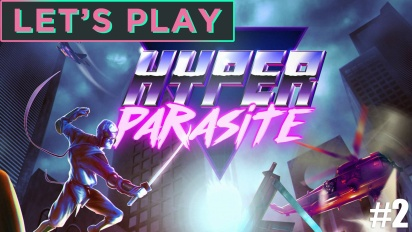 Let's Play Hyperparasite - Continuing in Downtown