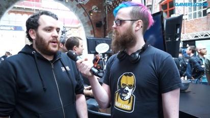 Tarsier Studios - Henrik Larsson Interview