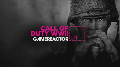 Call of Duty: WWII - Livestream Replay