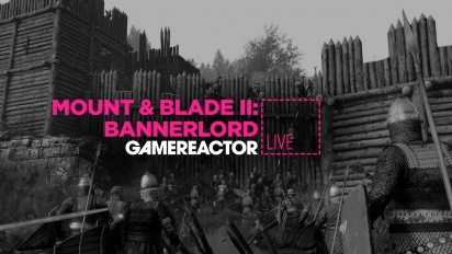 Mount & Blade II: Bannerlord - Early Access Second Livestream Replay