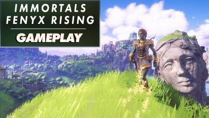 Immortals Fenyx Rising - Gameplay #4
