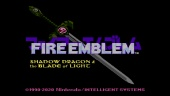 Fire Emblem: Shadow Dragon and the Blade of Light - Nintendo Switch Online Trailer