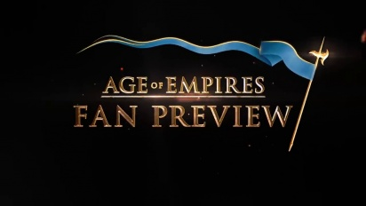 Age of Empires - Fan Preview Tune In Trailer