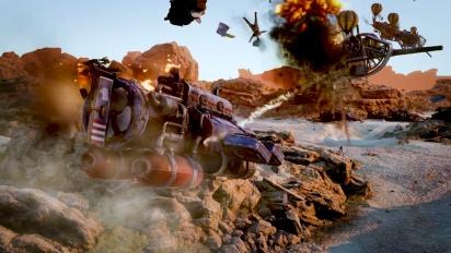 Iron Harvest - Usonia Faction Feature (Operation Eagle DLC)