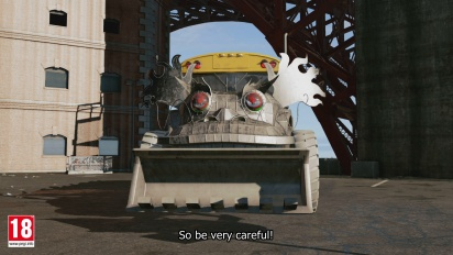 Watch Dogs 2 - T-Bone Content Bundle Trailer