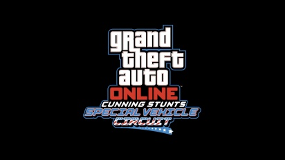 GTA Online - Cunning Stunts Special Vehicle Circuit Trailer
