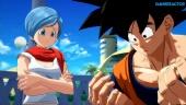 Dragon Ball FighterZ- Début du mode Histoire