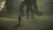 Shadow of the Colossus Remake - Le premier Colosse