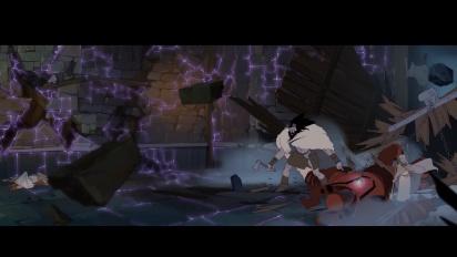Banner Saga 3 - Bolverk Leader of the Ravens Trailer