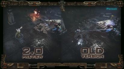 Warhammer 40,000: Inquisitor - Martyr - Patch 2.0 Combat Trailer