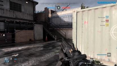 Call of Duty: Modern Warfare - Cyber Attack in Hackney Yard