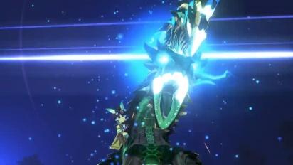 Monster Hunter Stories 2: Wings of Ruin - Update #2 Trailer