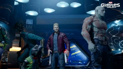 Marvel's Guardians of the Galaxy - Lead the Guardians: Exploration