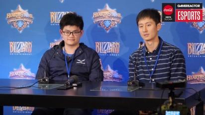 Hearthstone World Championship 2018 - Conférence de presse de tom60229