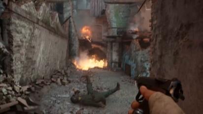 Bande-annonce évenement Resistance pour Call of Duty - WWII