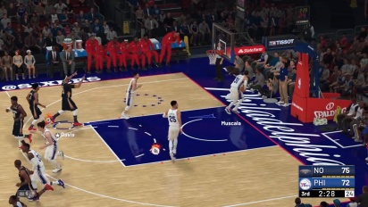 NBA 2K19 - Broadcast Trailer