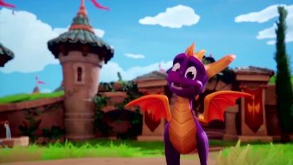 Spyro Reignited Trilogy - Launch Trailer