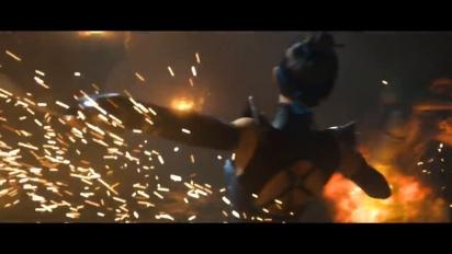 Mortal Kombat 11 - Official TV Spot (Kitana Reveal)