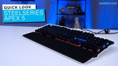Steelseries Apex 5 - Quicklook
