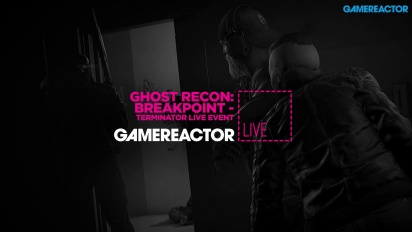 Ghost Recon: Breakpoint - Terminator Live Event Livestream Replay
