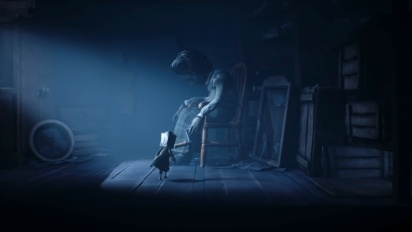 Little Nightmares 2 - 15 Minutes of Gameplay