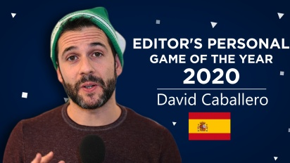 Gamereactor Editor Personal GOTY 2020 - David Caballero (Spain)