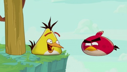 Angry Birds Toons - Episode 1 Sneak Peak: Chuck Time