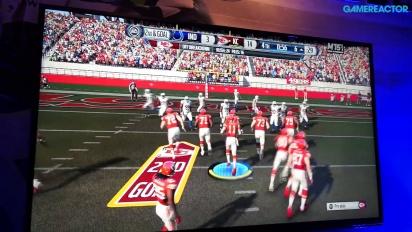 E3 2014: Madden NFL 15 - Gameplay