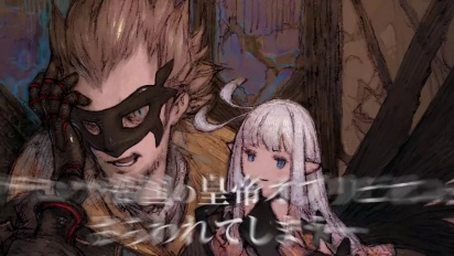 Bravely Second: End Layer - Combat, StreetPass and Characters Trailer (Japan)