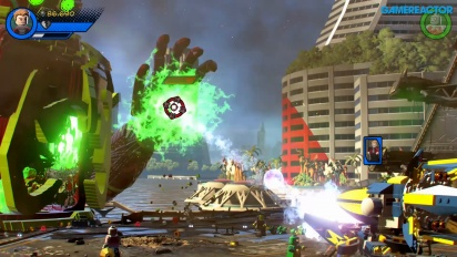 Lego Marvel Super Heroes 2 - Video Preview