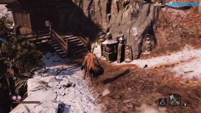 Sekiro: Shadows Die Twice - Gamereactor's Gamescom Gameplay
