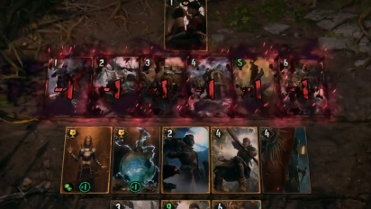 Gwent: The Witcher Card Game - Launch Trailer