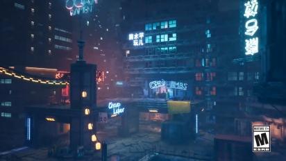 Ghostrunner - Gamescom 2020 Teaser