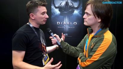 Diablo III: Ultimate Evil Edition - Interview