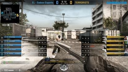 OMEN by HP Liga - Div 7 Round 2 - Muiluttajat vs El - Sadoor Esports - Cache