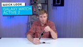 Samsung Galaxy Watch Active 2 - Notre aperçu