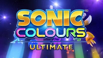 Sonic Colours: Ultimate - Bande-annonce en VF