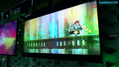 E3 2014: Guacamelee: Super Turbo Championship Edition - Gameplay