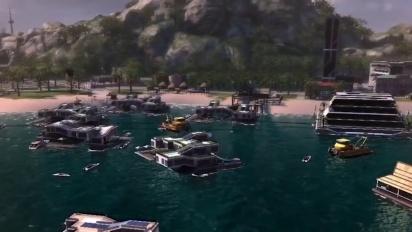 Tropico 5 - Waterborne Expansion Teaser Trailer