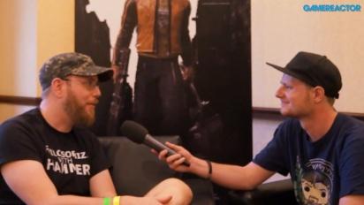 Wolfenstein II: The New Colossus - Jens Matthies Interview