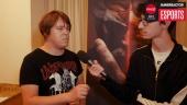 Tekken  - Itw de Michael Murray, lors de la finale du Tekken World Tour
