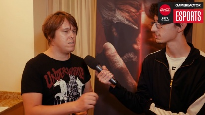 Tekken  - Itw de Michael Murray, lors de la finale du Tekken World Tour